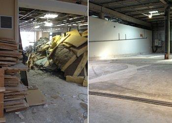 Transformation bâtiment professionnel